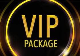 16.10.2019 VIP Package BUY NOW